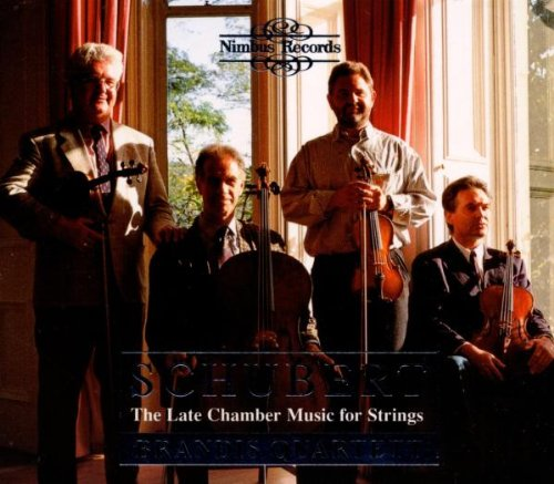 Schubert - Quatuors et quintette à cordes - Page 4 516kTmRh3eL