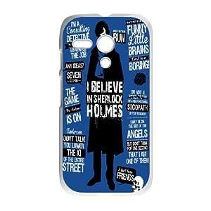 Motorola G Phone Case Sherlock Cf-C12355