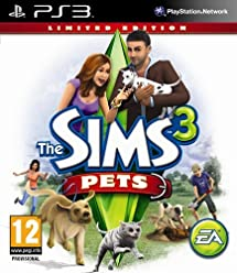 [UK-Import]The Sims 3 Pets Limited Edition Game PS3