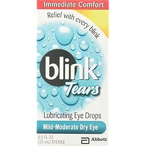 Blink Tears Eye Drops Size .5z