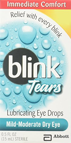 Blink Tears Eye Drops Size .5z