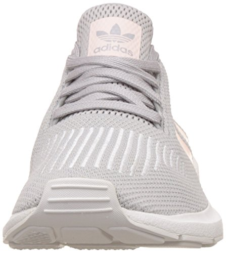 Run Swift footwear Adidas icey Femme Basses Pink White Gris grey Two pHn5UxqwP