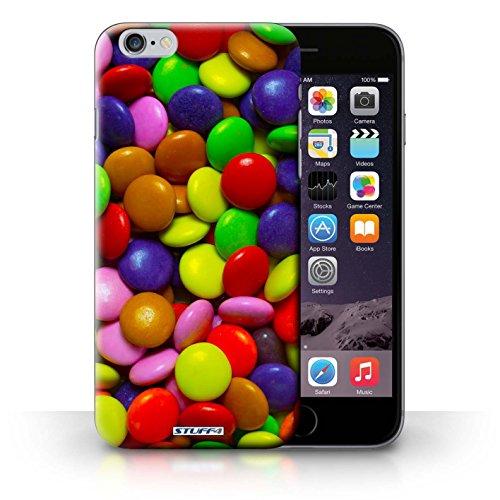 Hülle Case für iPhone 6+/Plus 5.5 / Smarties Entwurf / Bonbons/Süßigkeiten Collection