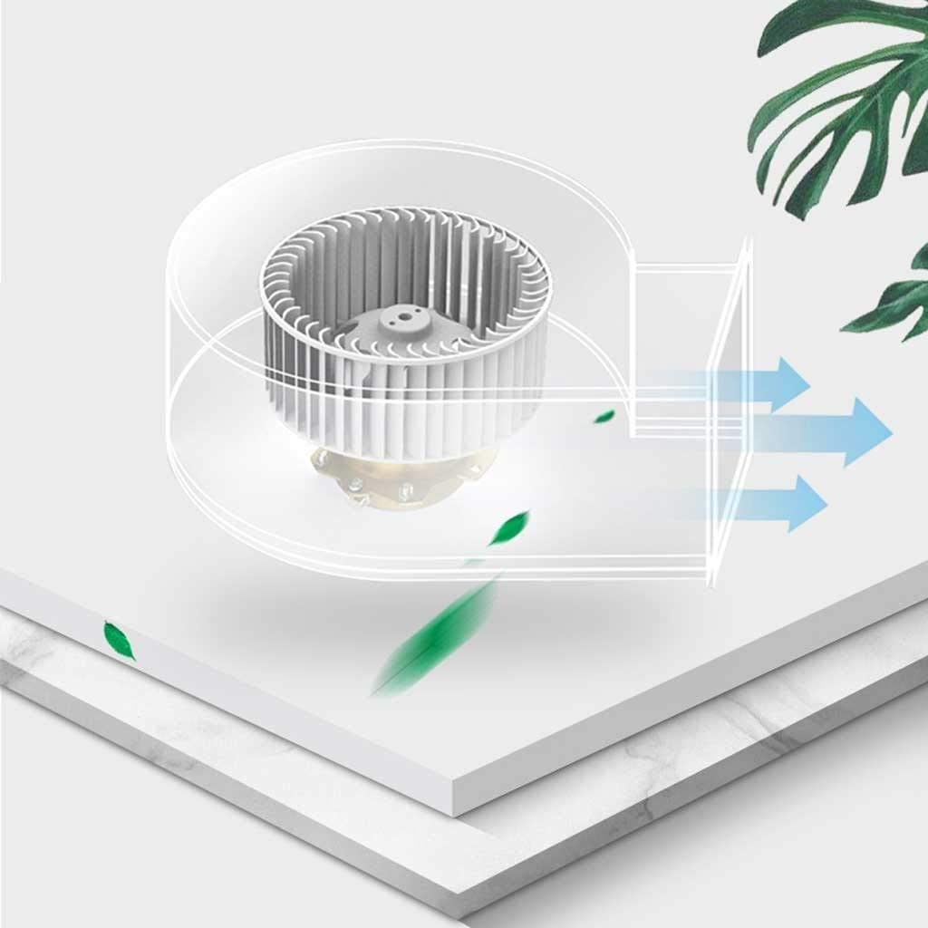 MHRCJ Campana extractora de Pared Campana extractora Conducto Convertible sin ductos Cocina Tipo Chimenea sobre la Estufa, Ventilador de Escape: Amazon.es: Hogar