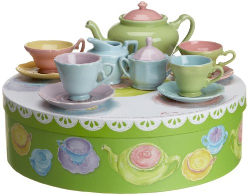 Rosanna Tea For Me Too, Gift-boxed Children's Tea Set, Service for 4 ()