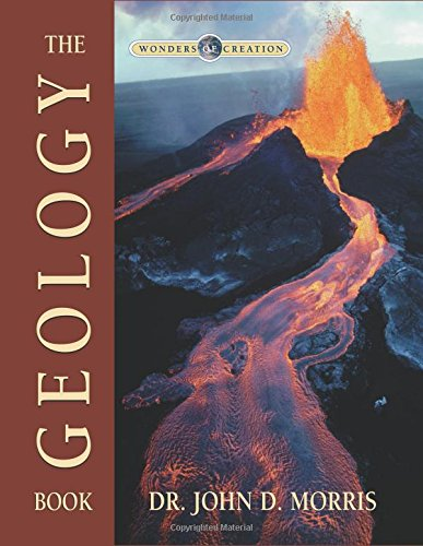 The Geology Book (Wonders Of Creation)