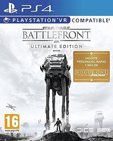 Star Wars: Battlefront - Ultimate Edition (Compatible con VR): Amazon.es: Videojuegos