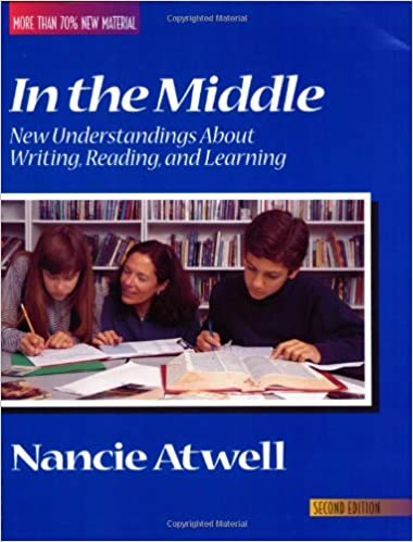 Amazon in the middle new understandings about writing in the middle new understandings about writing reading and learning 2nd edition fandeluxe Choice Image