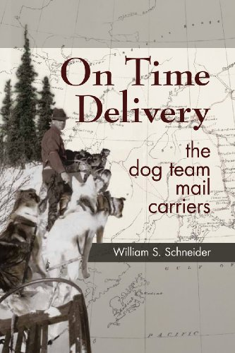 On Time Delivery: The Dog Team Mail - Delivery Us Times Mail