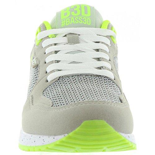 Chaussures de sport pour Femme BASS3D 41307 C GRIS