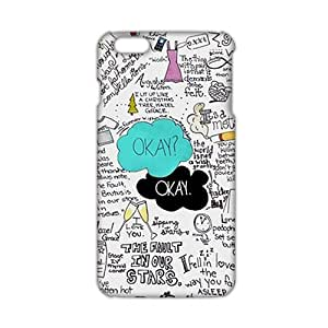 Angl 3D Case Cover The Fault in Our Stars Phone Case for iPhone6 plus