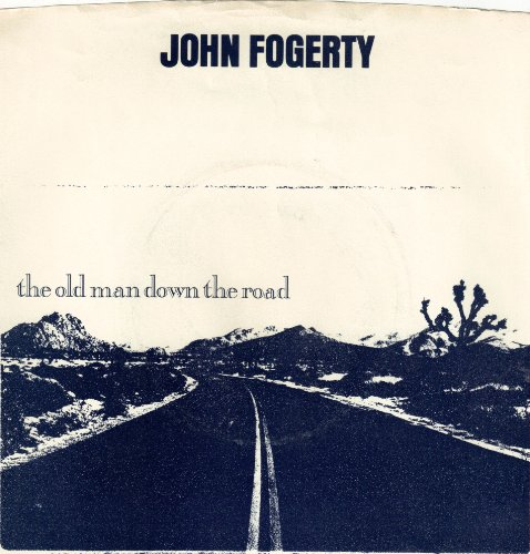 FOGERTY, John / Old Man Down The Road, The / 45rpm record + picture sleeve