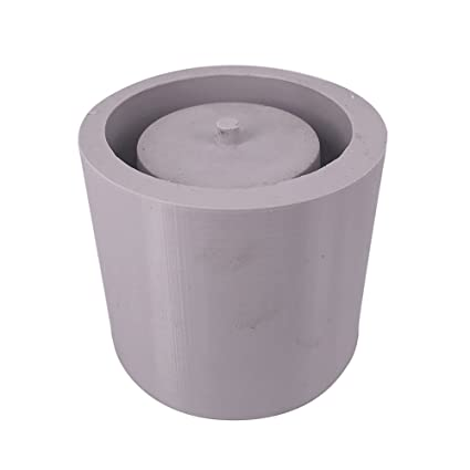 Amazon Silicone Flower Pot Mold Succulent Plant Concrete Vase