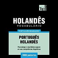 Vocabulário Português Brasileiro-Holandês - 3000 palavras