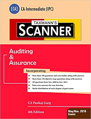 Scanner-Auditing & Assurance-CA-Intermediate(IPC) (For May/November 2018 Exams)