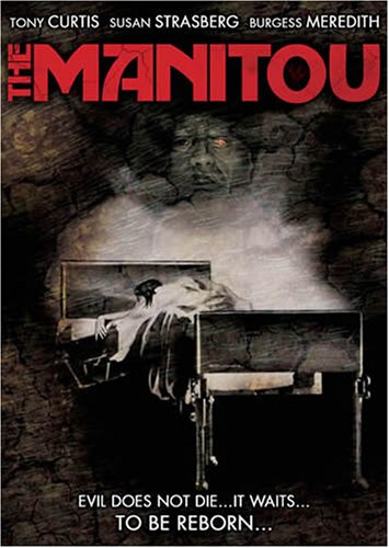The Manitou by STARZ HOME ENTERTAINMENT
