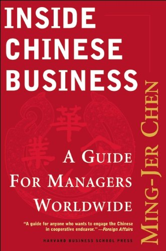 Inside Chinese Business : A Guide for Managers Worldwide