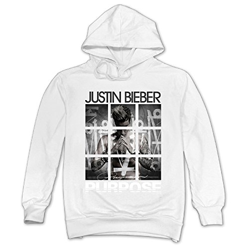 Namii Men's Funny Justin Bieber Purpose Tours Sweater Siz...