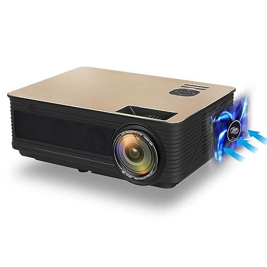 Ai LIFE Proyector de Video LED de 9000 lúmenes y 1080p Proyector ...