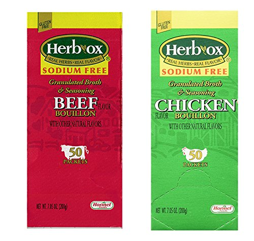 Herb Ox Chicken Bouillon - 8