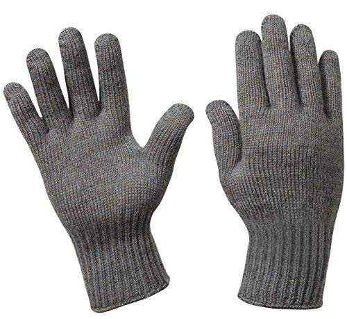 Rothco Gi Wool Glove Liners, 6 Size, Foliage