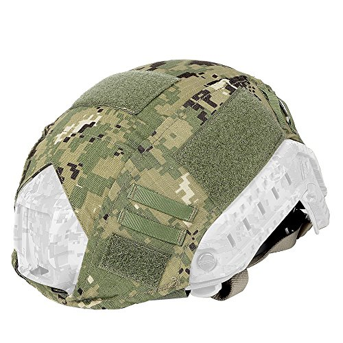 Emerson Airsoft Tactical Military Combat Helmet Cover for Ops-Core Fast Ballistic Helmet - Us Australia Usps To