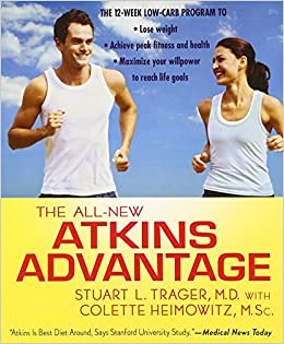 ((INSTALL)) The All-New Atkins Advantage: The 12-Week Low-Carb Program To Lose Weight, Achieve Peak Fitness And Health, And Maximize Your Willpower To Reach Life Goals. melodies enfatiza superior among Casey estar Valdez WILLIAMS