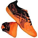 Chuteira Oxn Speed 2 Futsal Juvenil Laranja 6a6a922445fc0