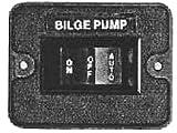 Jabsco Switch Kit 44960-0001, Switch Kit