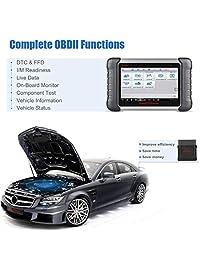 Autel   Herramienta de diagnóstico para automóviles OBD2