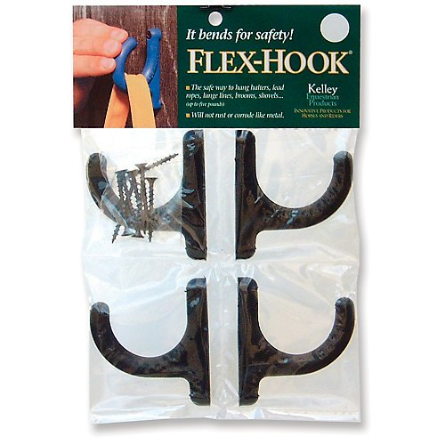 Flex-Hook Hangers 4-Pack ()