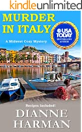 Murder in Italy: Midwest Cozy Mystery Series