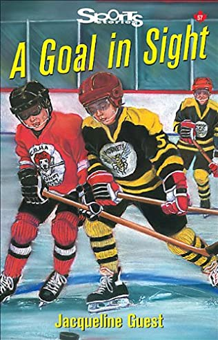 book cover of A Goal in Sight