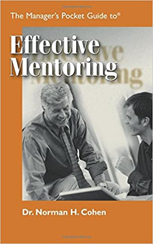 Book The Manager's Pocket Guide to Effective Mentoring (Manager's Pocket Guides)