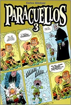 Libreta gratuita descargada Paracuellos 3 (Carlos Giménez) en español PDF RTF DJVU