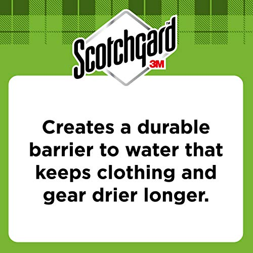 Scotchgard Heavy Duty Water Shield, Repels Water, Ideal For Outerwear, Tents, Backpacks, Canvas, Polyester And Nylon, 21 Ounces