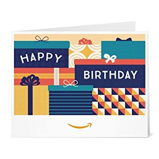 Amazon Gift Card - Print - Birthday Packages (B01FIS7574) | Amazon price tracker / tracking, Amazon price history charts, Amazon price watches, Amazon price drop alerts