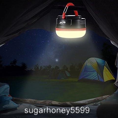 Multi-functional LED Light Portable Camping Light Lantern Hiking Tent Umbrella Night Lamp - Ultra Pro Mini Helmet