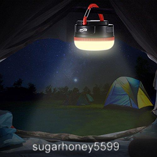 Navy Blue Ultra Food Bar (Multi-functional LED Light Portable Camping Light Lantern Hiking Tent Umbrella Night Lamp)