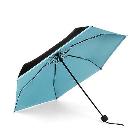 CHUHUI Paraguas Paraguas Paraguas Creativo de Doble Uso ...