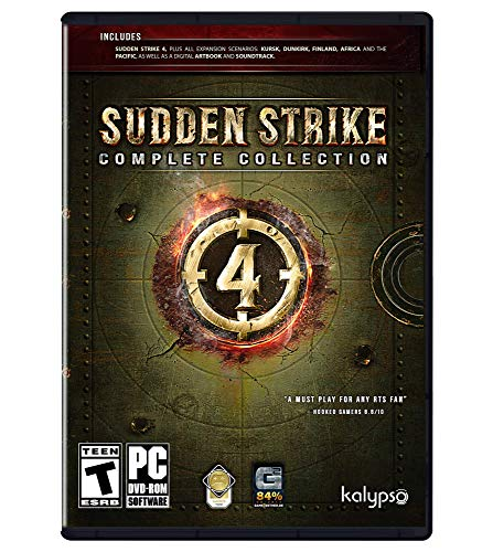 Sudden Strike 4: Complete Collection PC - PC