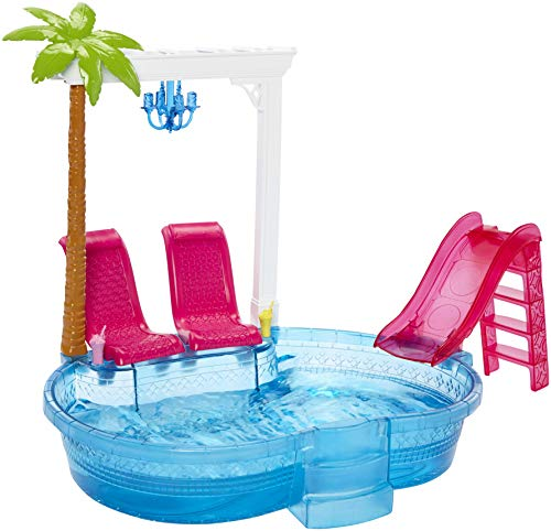 Dollhouse Pool - Barbie Glam Pool