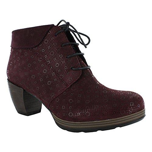 Wolky, Damen-sandalette, Juweel, 3204 Bordo Druppels