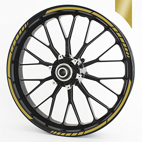 15 Inch Motorcycle Rims - 8