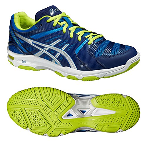 Bleu Beyond Asics de B404n 3993 Adulte Mixte Volleyball Blue Chaussures Gel 4 rrwC5qv