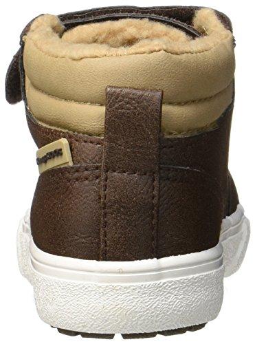 Kangaroos Altas saddle Zapatillas Unisex Brown Nery Braun beige Niños 1w1q6