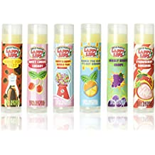 Lappy Lips USDA Certified Organic Lip Balm for Kids (All flavors)