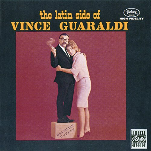 The Latin Side Of Vince Guaral...
