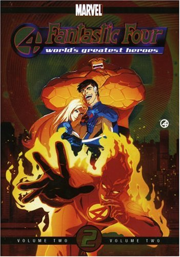 Fantastic Four: World's Greatest Heroes Volume - Premier Florida Outlets