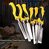 Best Chisel With Rubber Handles - Best Quality - Chisel - Carpentry Chisel Rubber Review